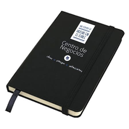 Cuaderno 14×21 Tipo Moleskine Lineado