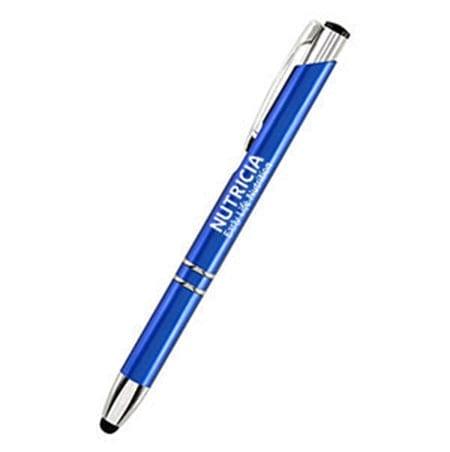 Bolígrafo Touch Cuerpo Color Metalizado