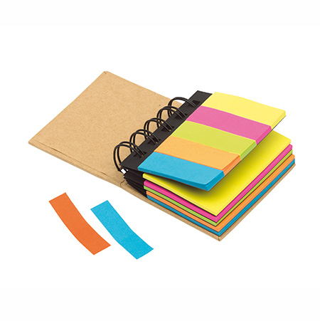 Set Post-it Tipo Libro