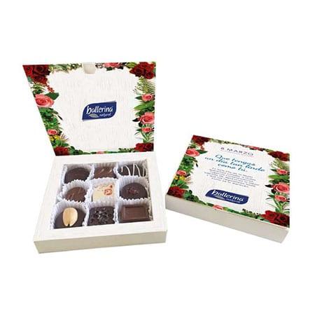 Chocolate en Caja