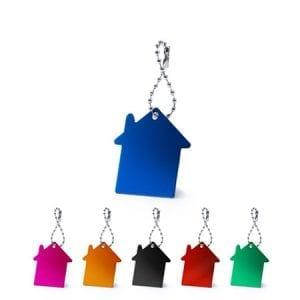 Llavero Casa Colores