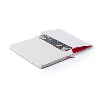 Cuaderno 13×21 Tipo Moleskine de Tela Croquera
