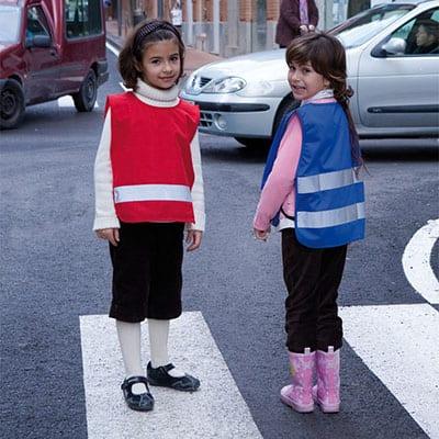 Peto Reflectante Niños