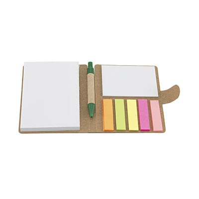 Set Taco y Post-it