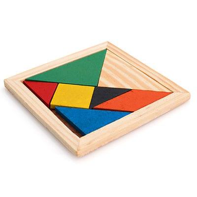 Juego Habilidad Tangram