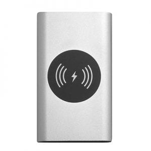Power Bank 4000 mAh Inalámbrico