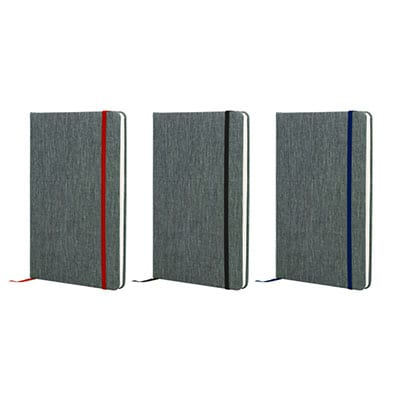 Cuaderno 14×21 Tela Croquera