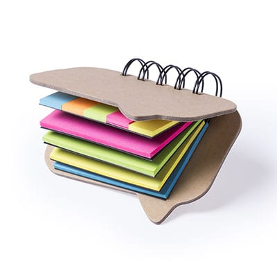 Set Post-it Fumeta Libro