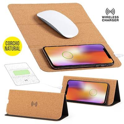 Pad Mouse Cargador Celular